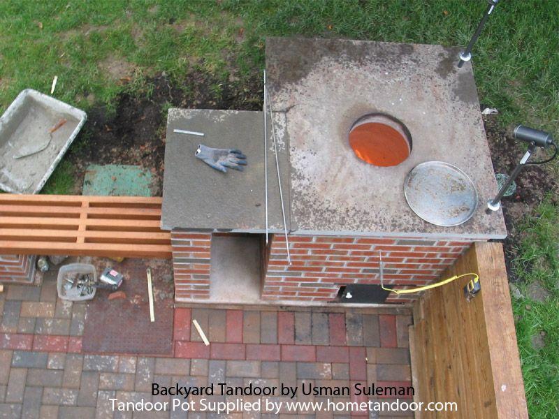 Backyard Tandoor building a backyard tandoori oven | homesteading in 2018 | pinterest
