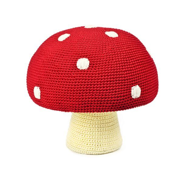 Sitzpuff Pilz klein von anne-claire petit | Kinderzimmer | Pinterest ...