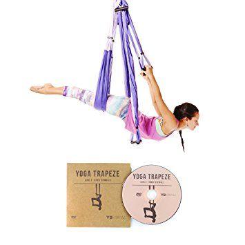 yogabody yoga trapeze official  yoga swing/sling