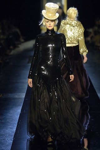 Jean Paul Gaultier Fall 2006 Couture.