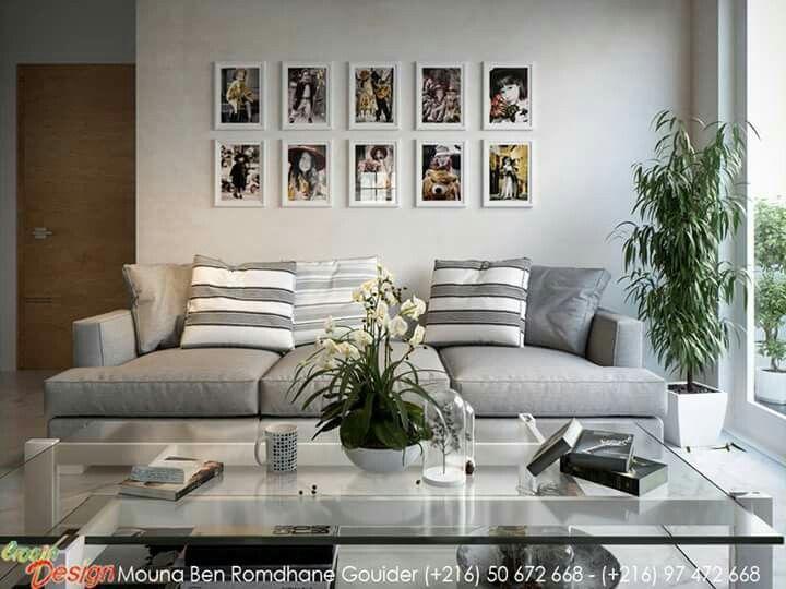 Déco salon | Wohnzimmer