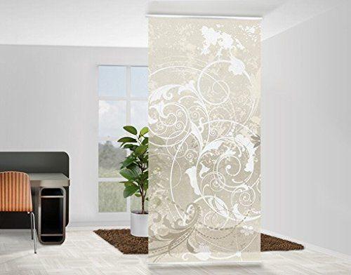 Divisorio design pearl ornament design dimensione 250cm x - Amazon schiebegardinen ...