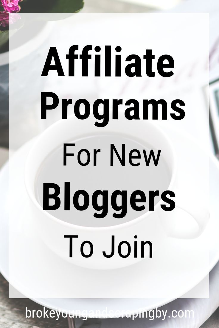 Affiliate Programs For New Bloggers To Join #articlesblog