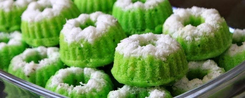 Sedap Sedap Sedap Cara Membuat Kue Putu Ayu Yang Lembut Dan