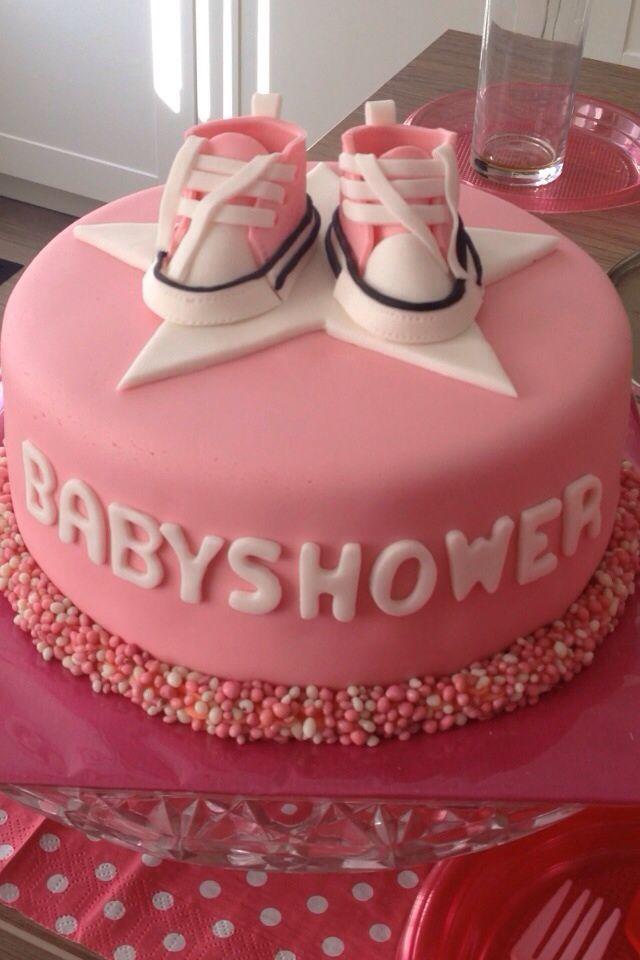 Mijn #babyshowertaart !!