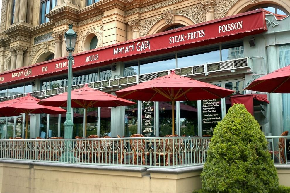 Restaurants With Gluten Free Menus In Las Vegas