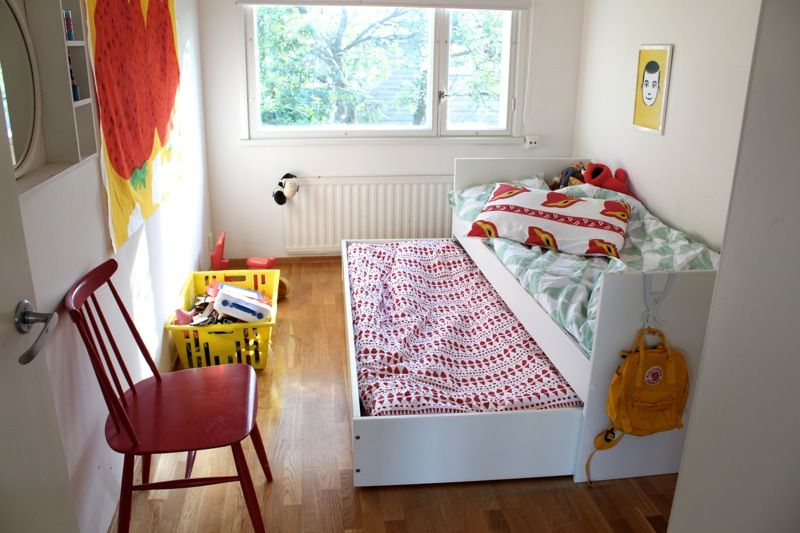 Kahden lapsen huone #Ihana