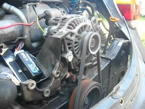 vw with subaru engine
