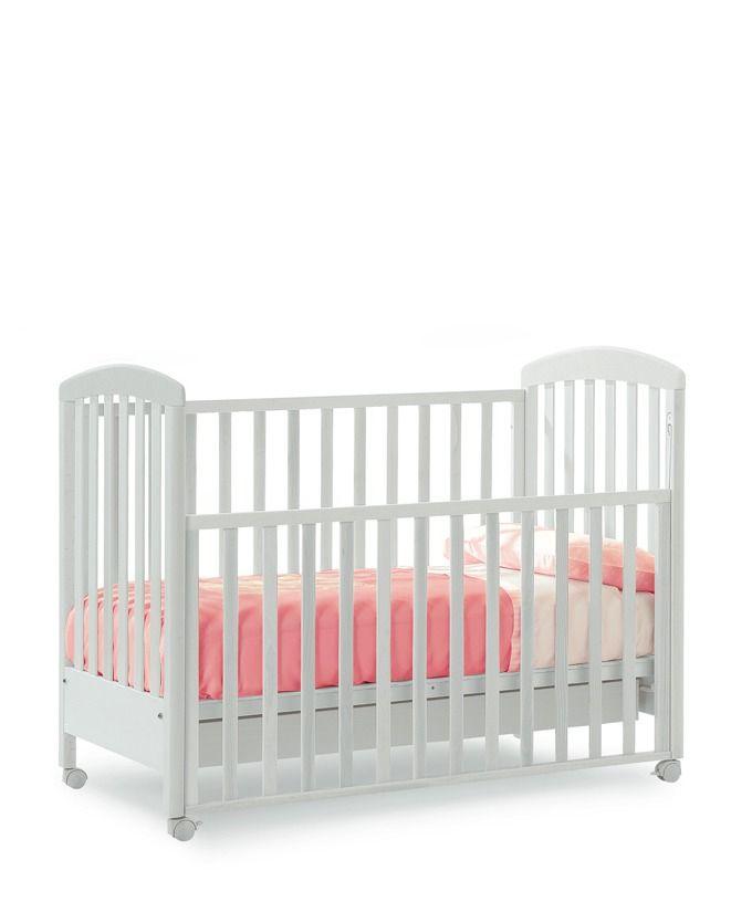 Cuna Alice - Blanca 0 -149.99€ PRENATAL | Cuarto bebitas | Pinterest ...