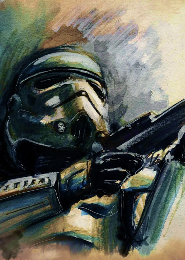 Watercolor - ST