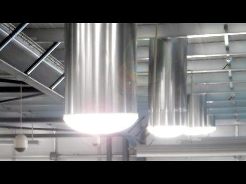Solar Light Tube Lighting Without Energy Cost Youtube Solar