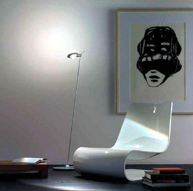 Occhio Lettura 125 NV mit Kopf Puro E - Neuware #Beleuchtung