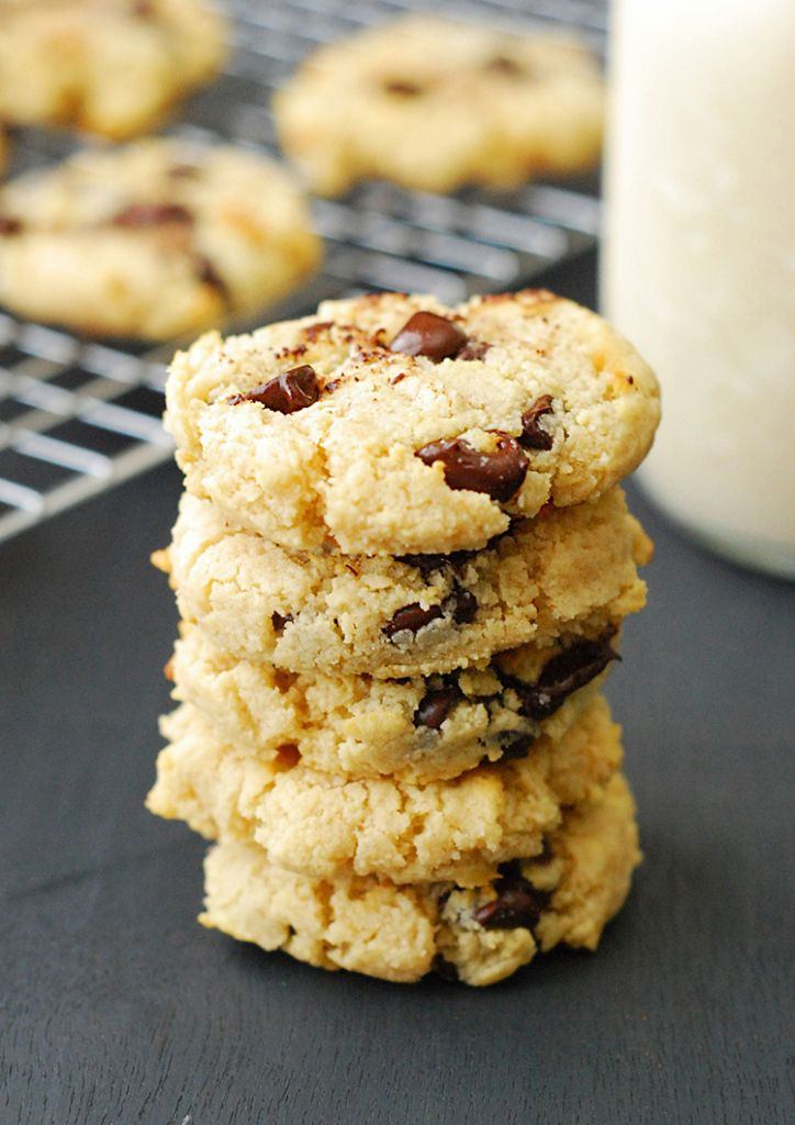 Low Carb Chocolate Chip Cookies Recipe Low Carb Cookies