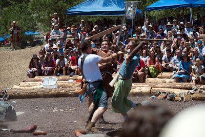 Ammon And King Lamoni-Queen Creek Ward - Moroni's Quest - Queen Creek 2016