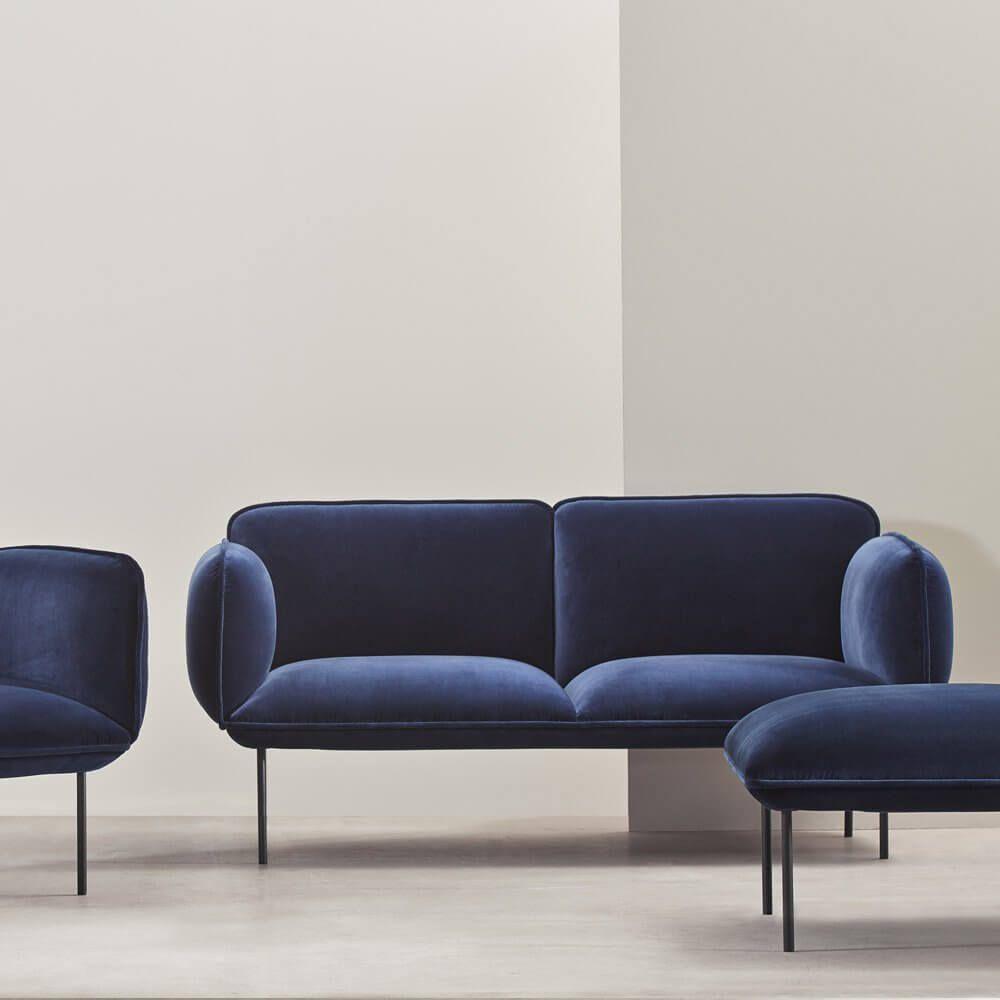 Woud Nakki Ottoman Kvadrat Harald 2 792 Design Home Decor Sofa
