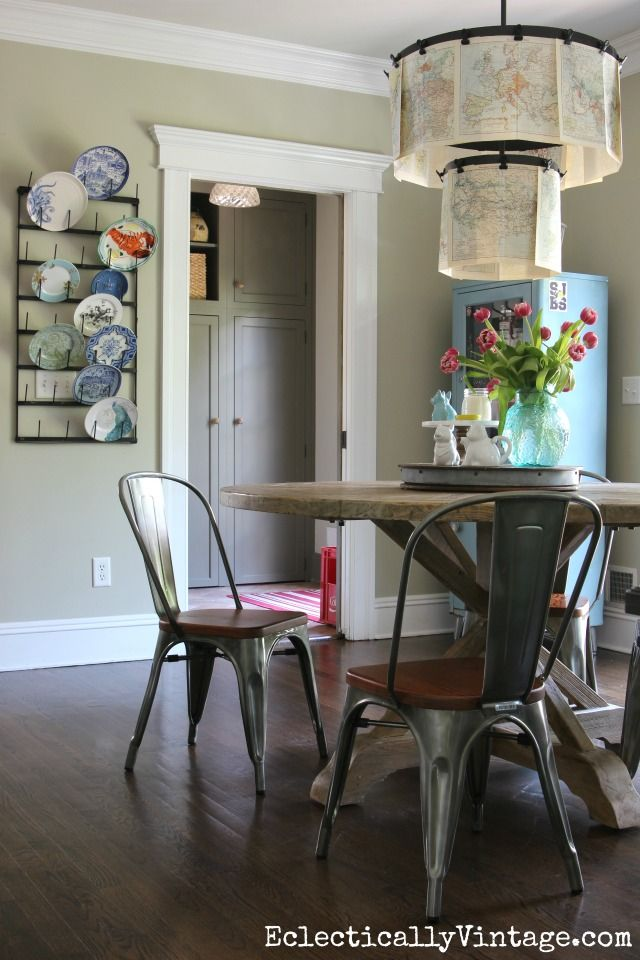 Farmhouse Kitchen Table Of My Dreams Blogger Home