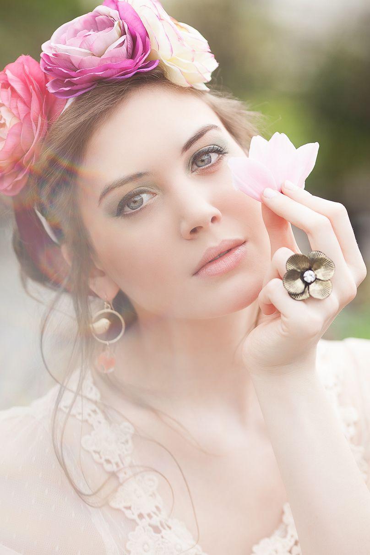 As românticas amam a natureza a trazem nos elementos naturais a inspiração para acentuar o estilo.