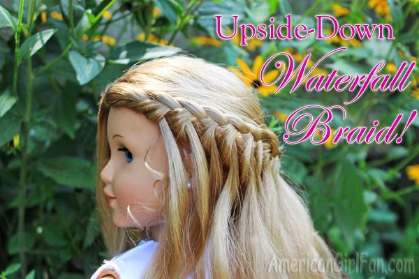 Awe Inspiring 1000 Images About American Girl Doll Hairstyles On Pinterest Short Hairstyles Gunalazisus