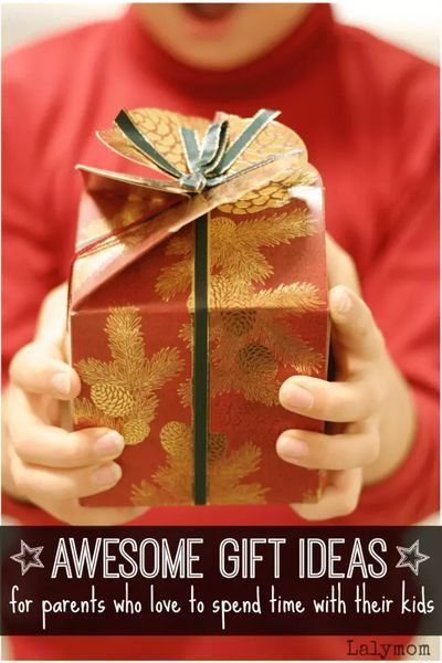 These gift ideas from Lalymom are perfect for parents who love spending time with their kids. These Christmas gift ideas for kids are perfect for planning and encouraging quality time with the family. Games, crafts and so much more these activities are perfect for enjoying time with your sweet kiddos while they enjoy their gifts! #giftideas #christmasgifts #giftsforkids #giftideasforkids