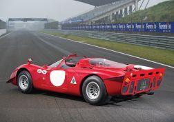 1968 Alfa Romeo Tipo 33-2 Daytona classic race racing le-mans  h wallpaper