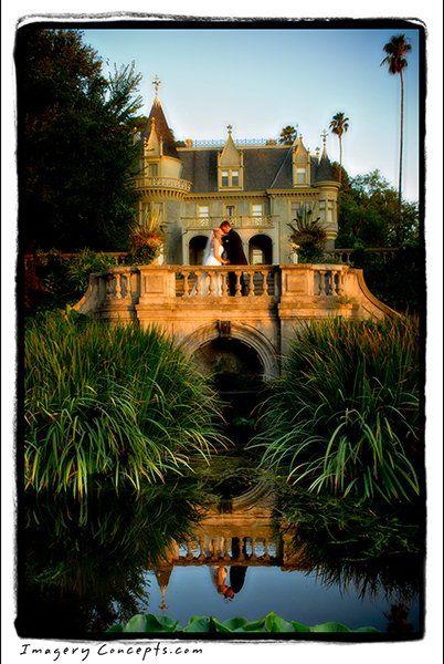 Kimberly Crest House & Gardens Redlands Ca
