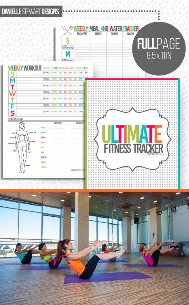 Ultimate Fitness Tracker pinnable image