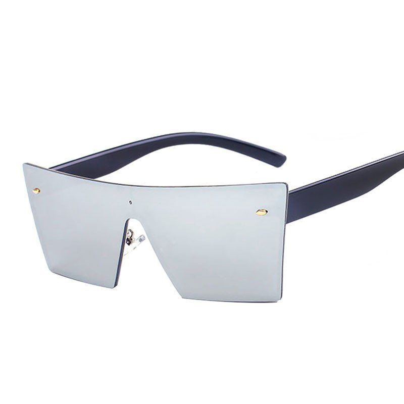 75b2db0210 Square Rimless Sunglasses