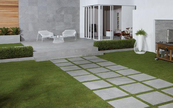 terrasse-dalle-carrelage.jpg (600×375) | jardin | Pinterest | Searching