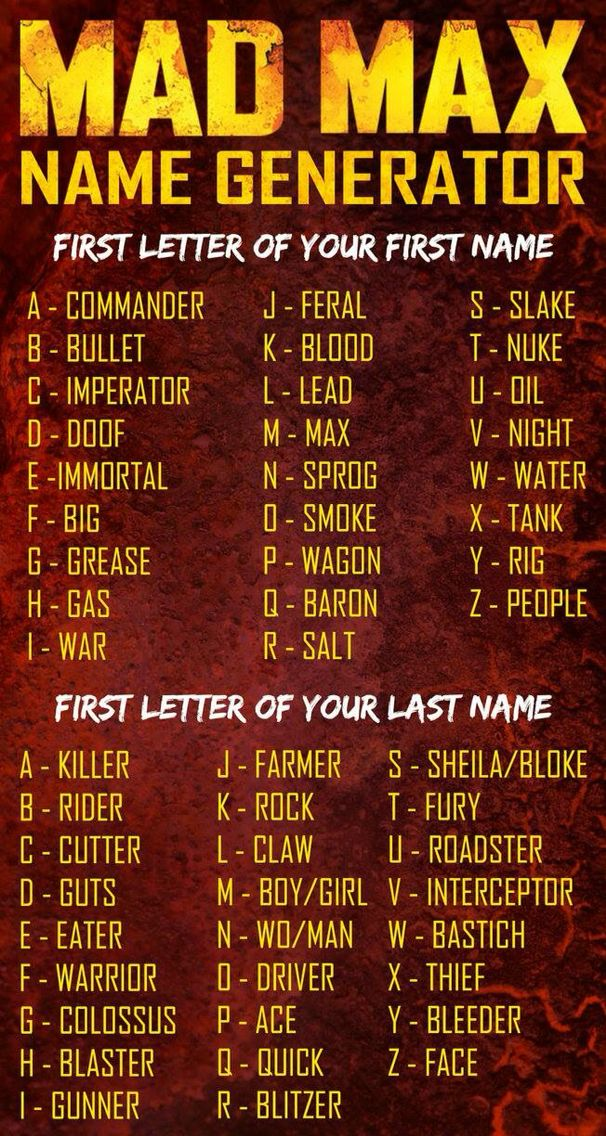 mad scientist name generator