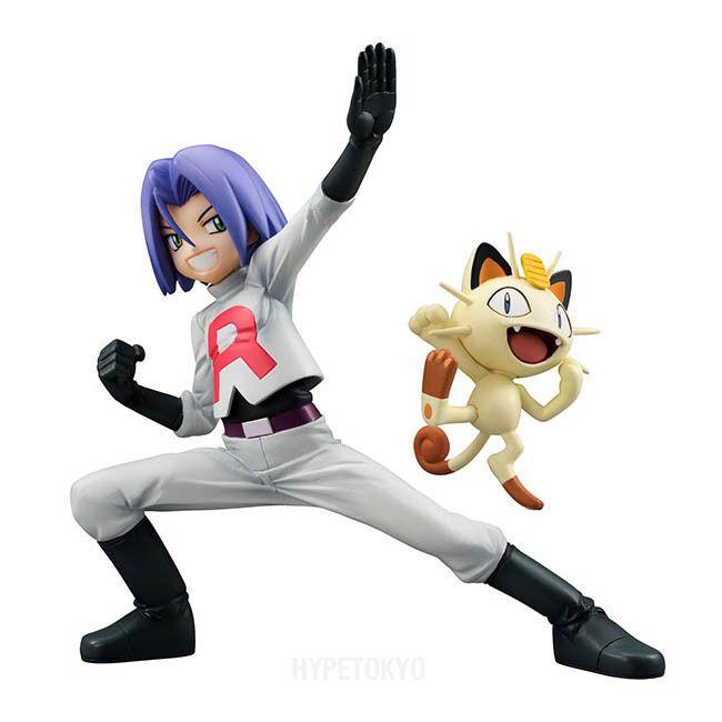G.E.M Series Pokemon Jessie /& Wobbuffet Pokemon Megahouse