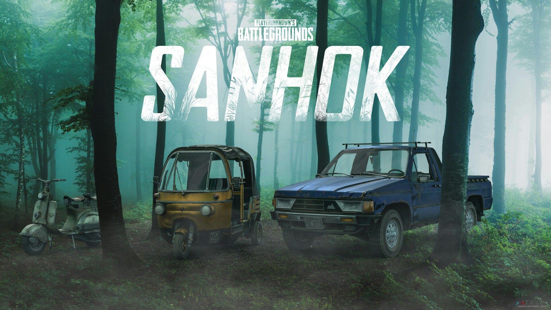 Pubg Sanhok Hd Wallpapers For Mobile Hd Wallpapers For Pc Wallpaper