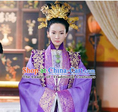 Awe Inspiring Ancient Chinese Ming Dynasty Queen Princess Empress Clothing And Short Hairstyles Gunalazisus