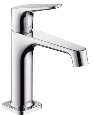 Hansgrohe Axor 3401000 Citterio M Basin Mixer Single Hole Faucet Bathroom Sink Faucets Single Hole Sink Faucets