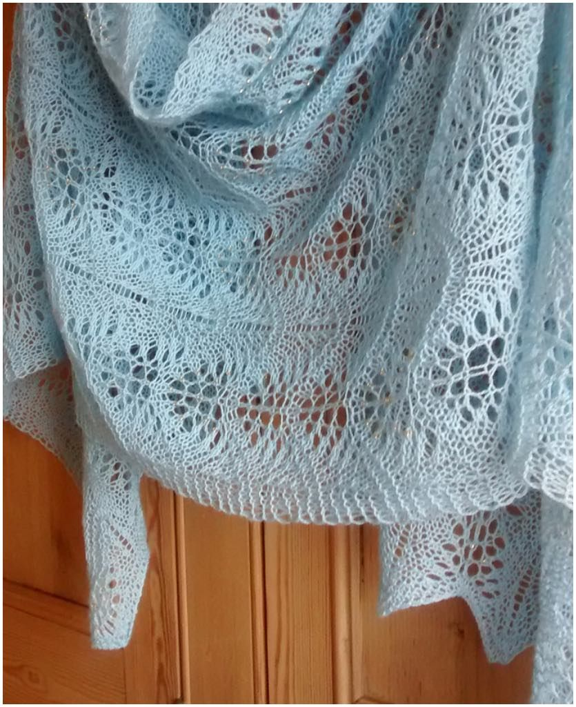 Photo of Cute Smudge Knitting Scarfs Free Pattern