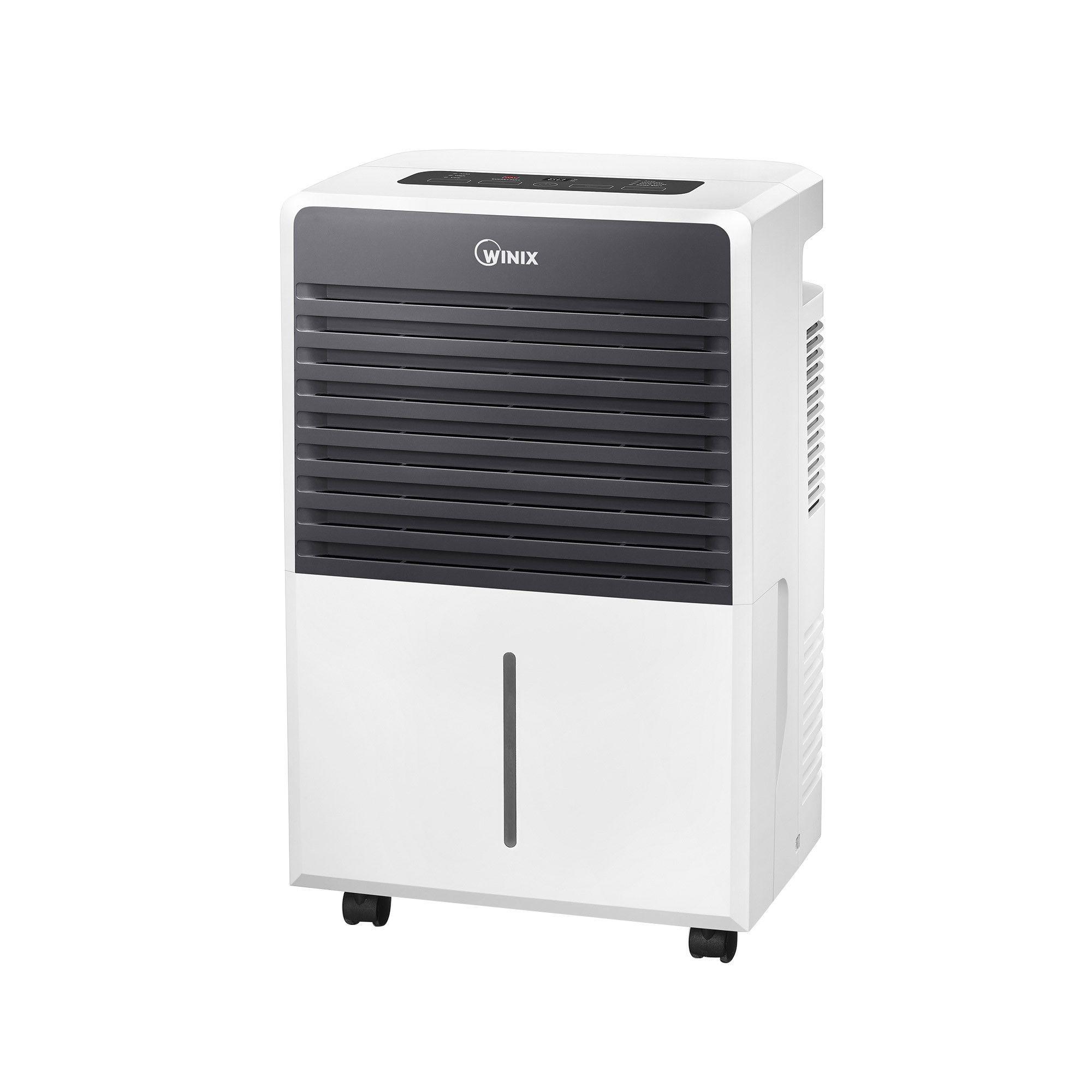 Winix 50pint Dehumidifier Dehumidifiers, Microfiber