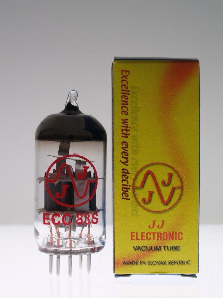 Jj Ecc83 Hard Rock Vacuum Tube Greatful