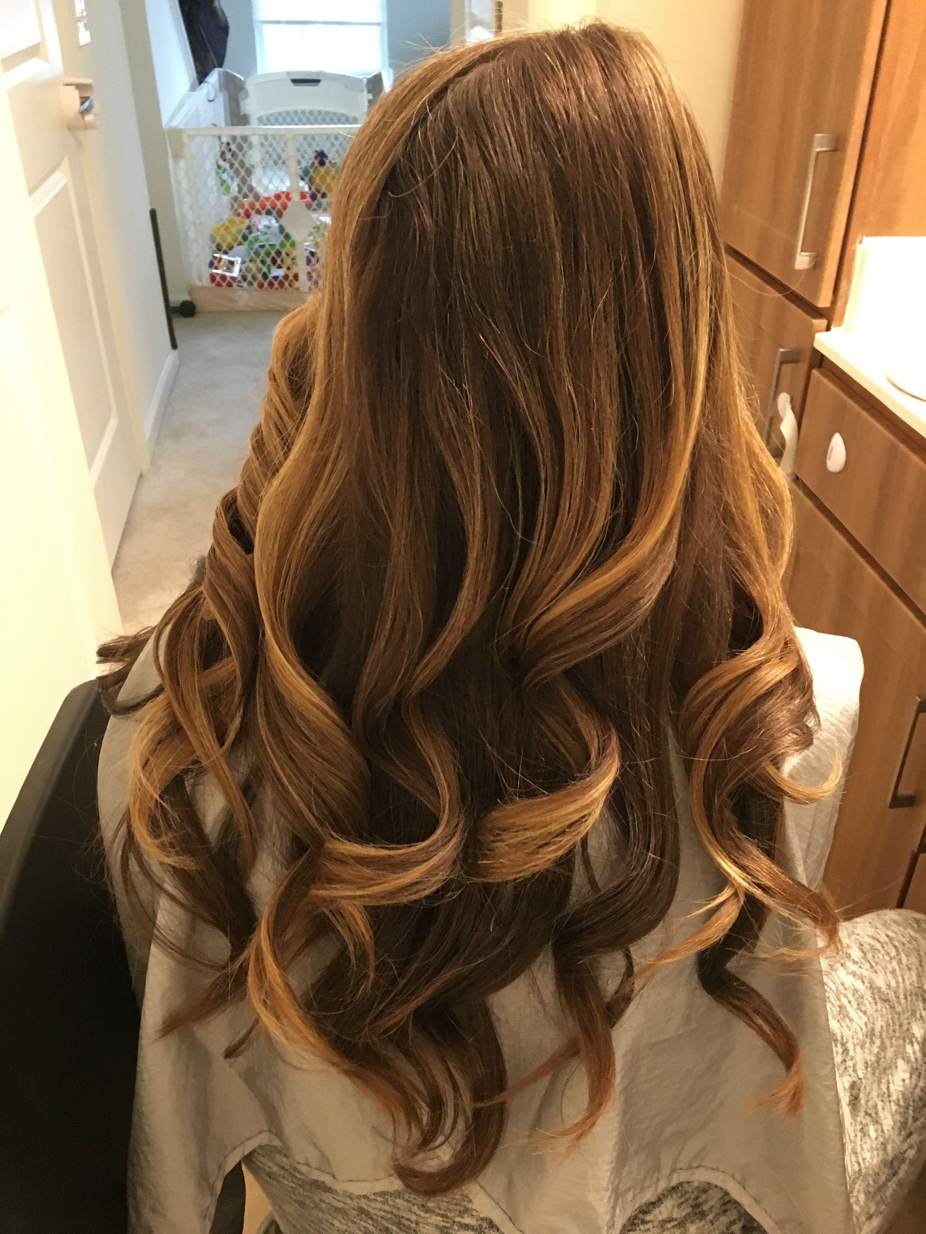 Loose Curls Long Hair Waves Wedding Hairstyles Loose Curls Hairstyles Curls For Long Hair Loose Hairstyles