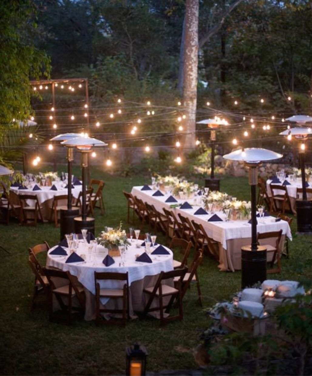 Outdoor Wedding Seating Ideas: We Have The Perfect Location To Do This! #landowner