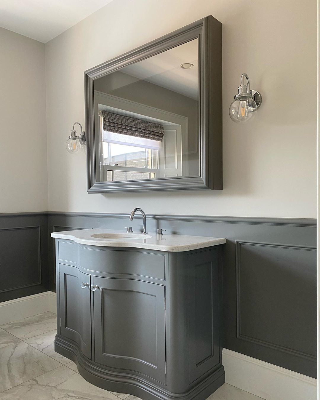 M K Units Edenhouse Design On Instagram June Happy Sunny Monday Another Piece Completed At The Start Of The Year Mai In 2020 Vanity Units Eden House Design