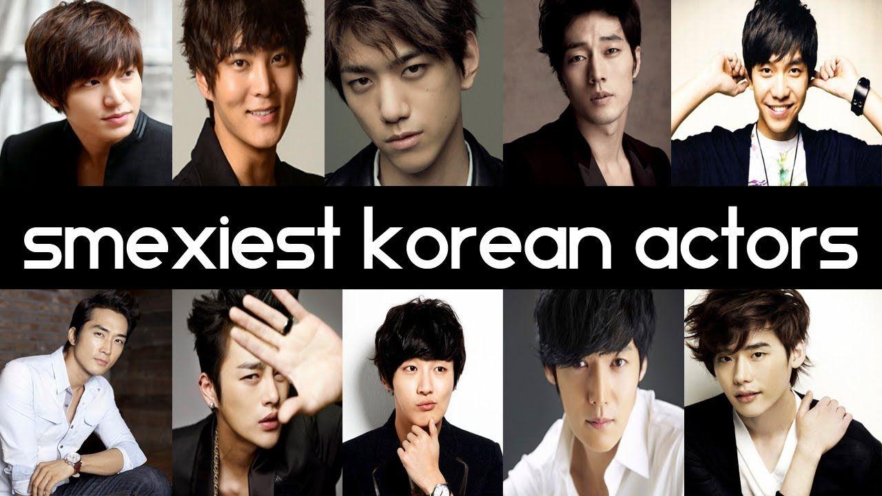 Top 10 Sexiest Korean Dramas Actors Of 2014 Top 5 Fridays Korean Drama 2014 Korean Drama Korean Male Actors