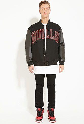 ad5c9f819450c JH Design Reversible Chicago Bulls Jacket | Forever 21 | #f21brandedshop