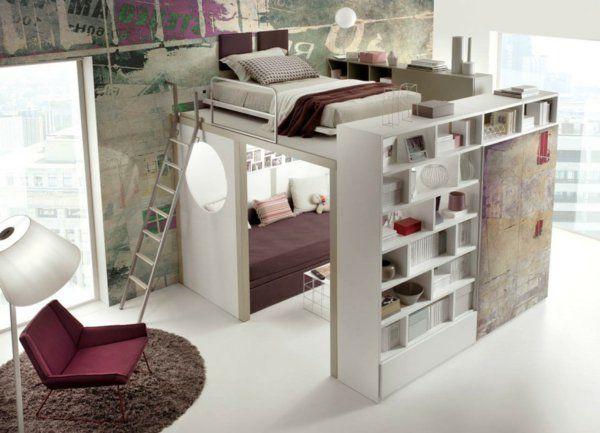 Connu 60 idées pour un aménagement petit espace | Pièces de monnaie  BU88