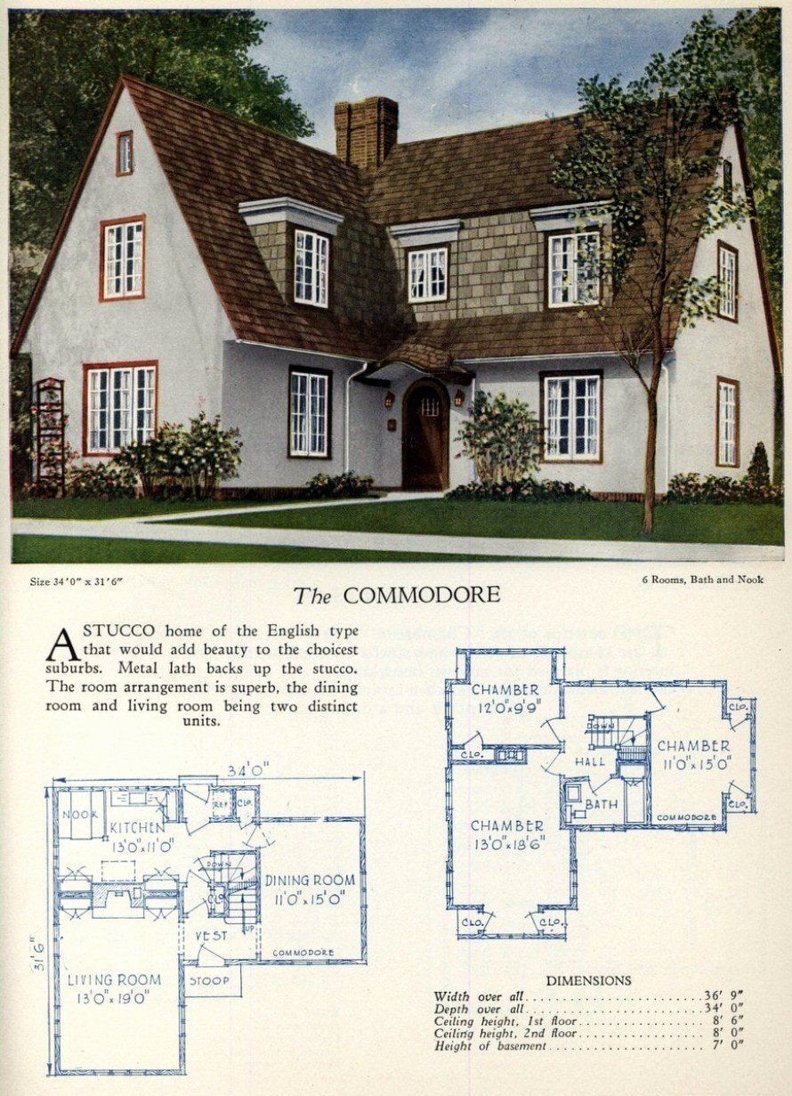 Basic Colonial House Plans Luxury 62 Beautiful Vintage Home Designs Floor Plans F In 2020 Colonial House Plans Home Design Floor Plans Craftsman Bungalow House Plans