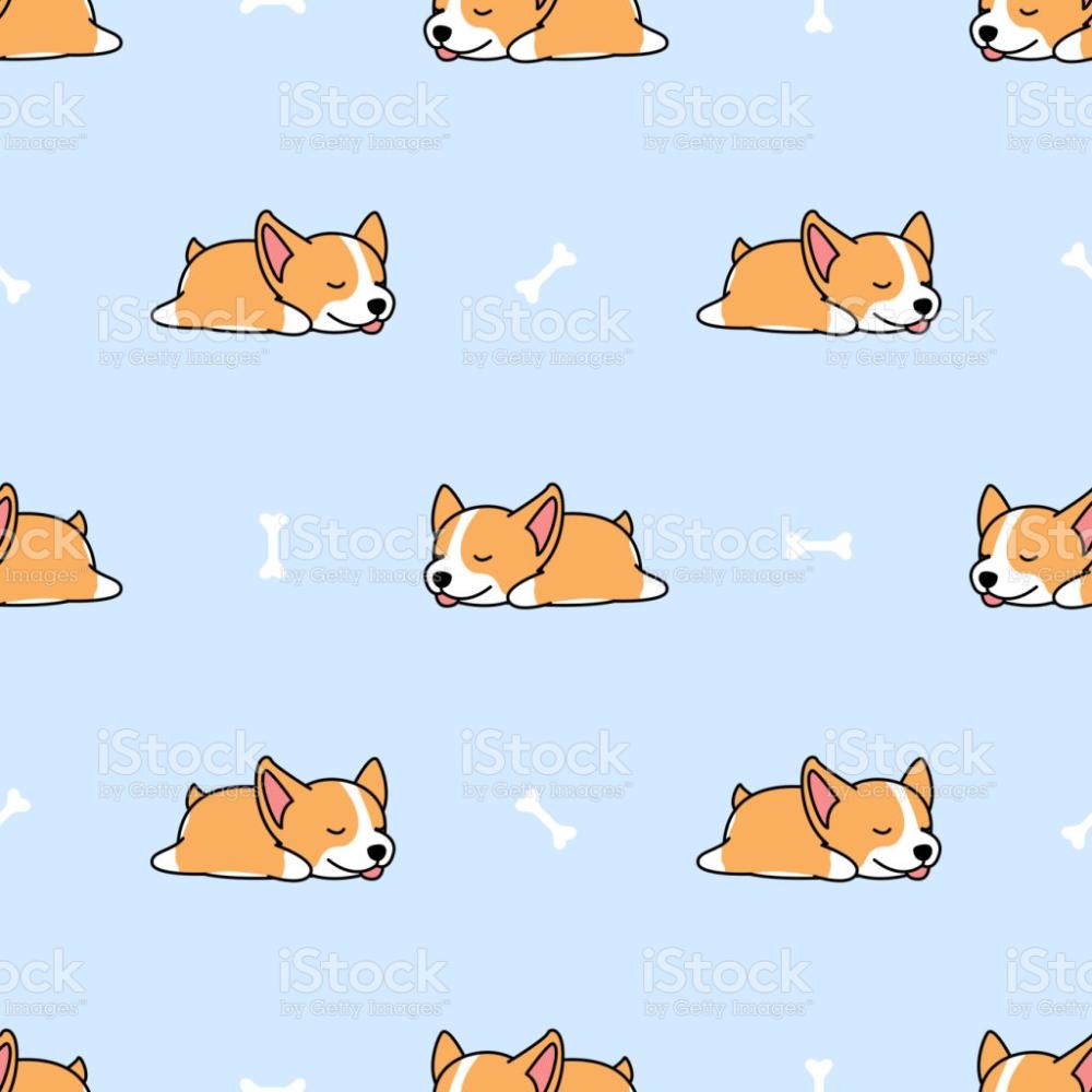 Corgi Cartoon Google Search Corgi Wallpaper Cute Dog Drawing Welsh Corgi Puppies