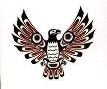 Native Canadian Art Eagle Google Search Native American Eagle Tattoo Native American Eagle Cherokee Indian Art