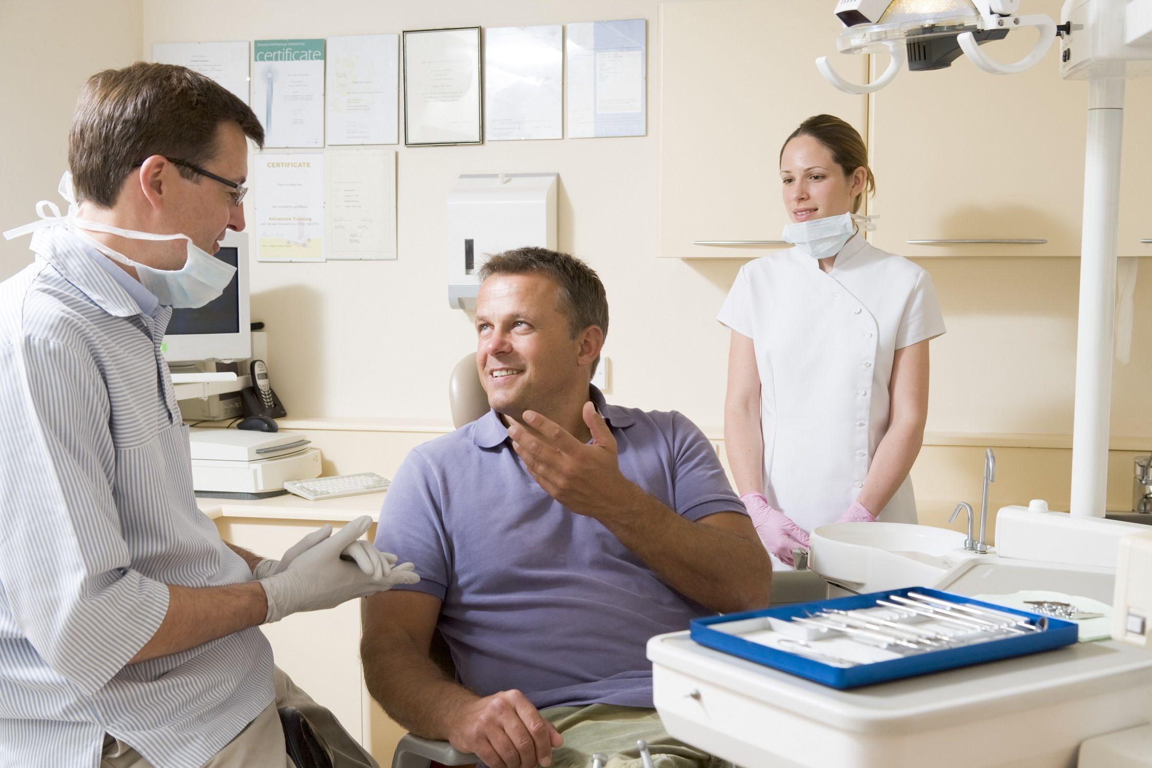 Seeing a Specialist 101 Dentistry, Dental care, Dental