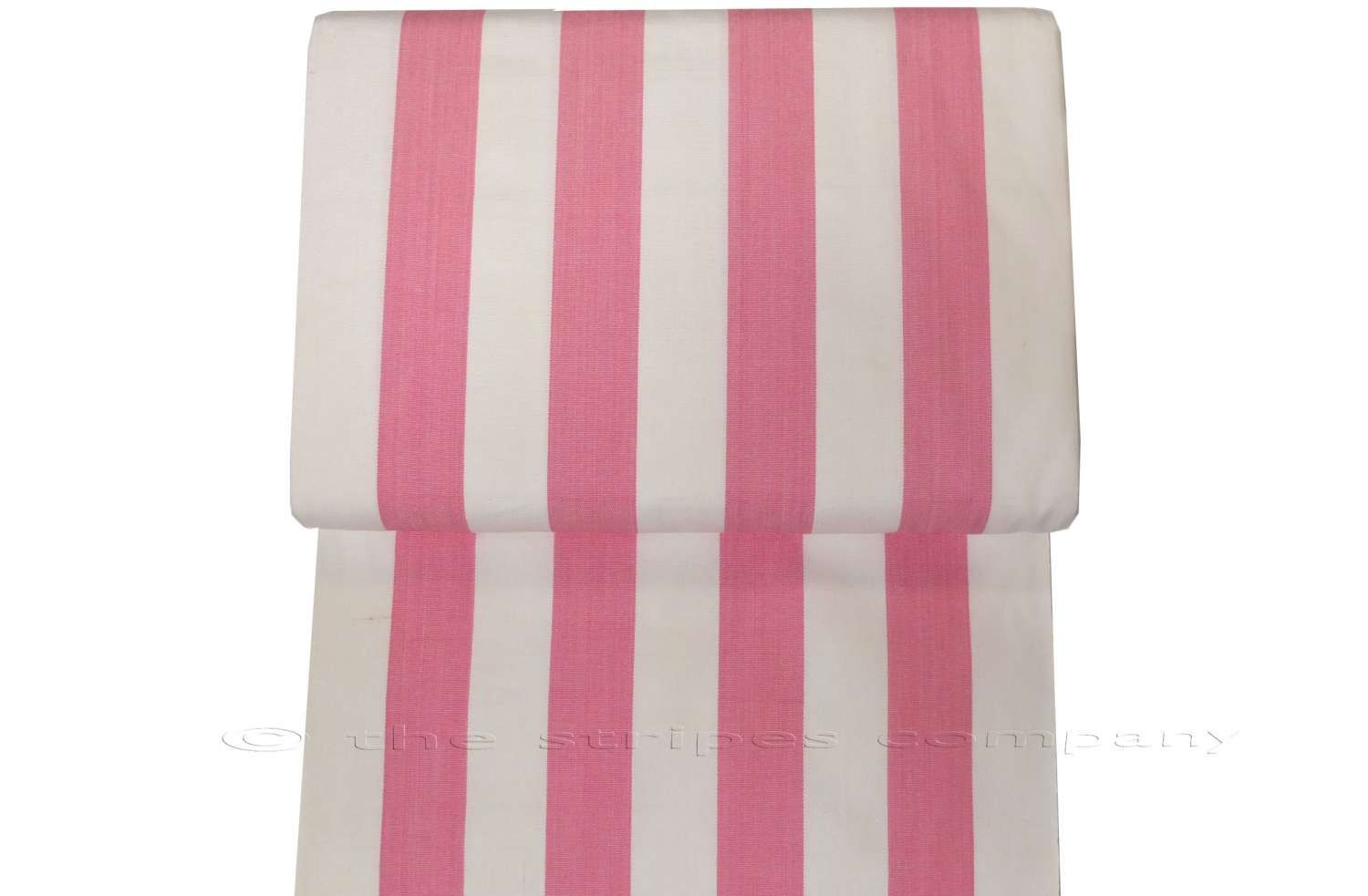 Lovely Classic Pink Stripe Deckchair Fabric For Recovering Deckchairs U0026 Directors  Chairs And Making Deckchair Slings. Pretty Deckchair Stripe Of Pink And  White UK