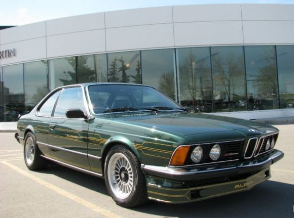 1982 bmw alpina b7s turbo coupe oh baby those stripes. Black Bedroom Furniture Sets. Home Design Ideas