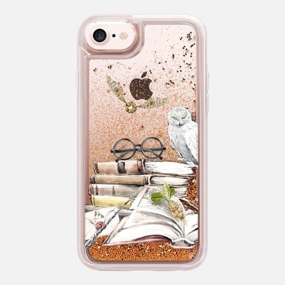 Casetify iPhone 7 Liquid Glitter Case - Harry Potter   Harry ...