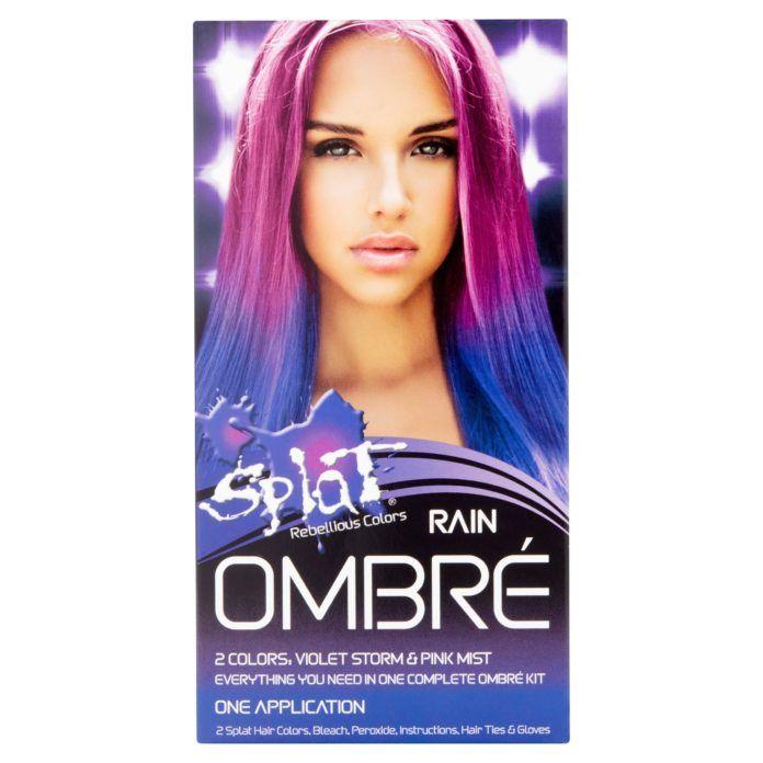 Hair Coloring Splat Dye Reviews